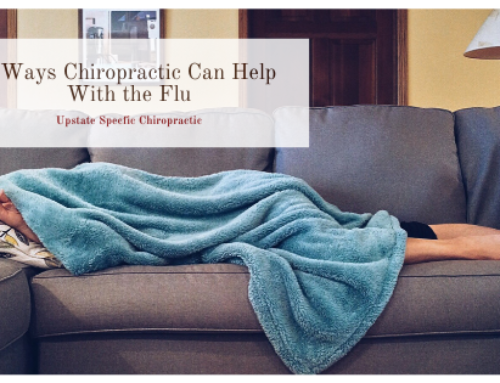 4 Ways Chiropractic Can Help With the Flu