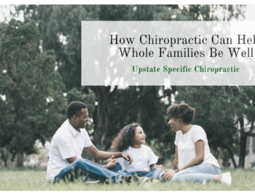 How Chiropractic Can Help Whole Families Be Well