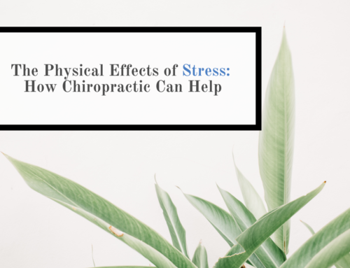 The Physical Effects of Stress: How Chiropractic Can Help