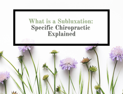 What is a Subluxation: Specific Chiropractic Explained
